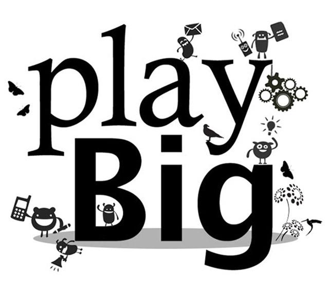 Web Designer at work by PlayBig Design